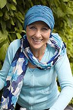 Kopfbedeckung Für Frauen Modisch Durch Die Zeit Der Chemotherapie